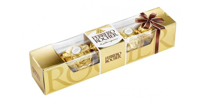 Ferrero Rocher 4 Pieces