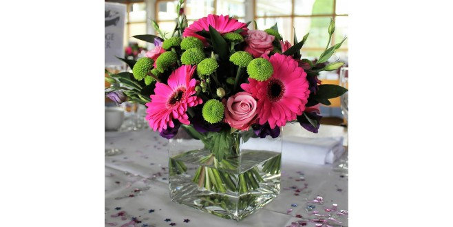 Classy Bouquet with Vase