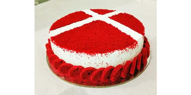 Red Velvet Cake(1kg)