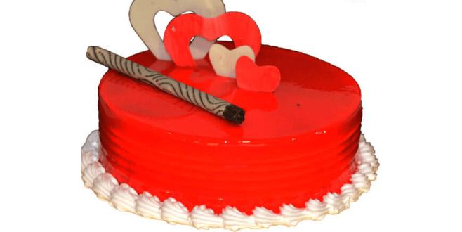Love Cake - Red Velvet(1/2 kg)
