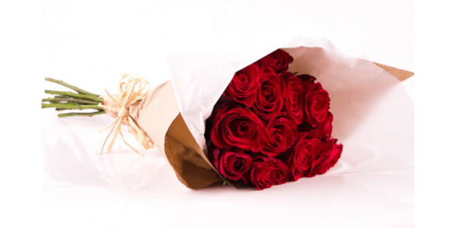 Love N Emotions - Red Roses Bouquet