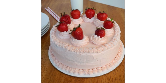 Strawberry Cake(1 kg)
