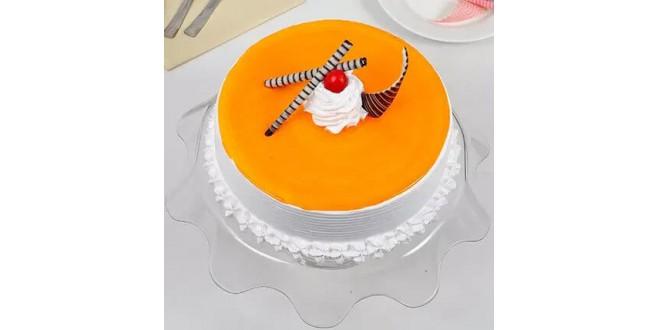 Mango Cake (1/2 Kg)
