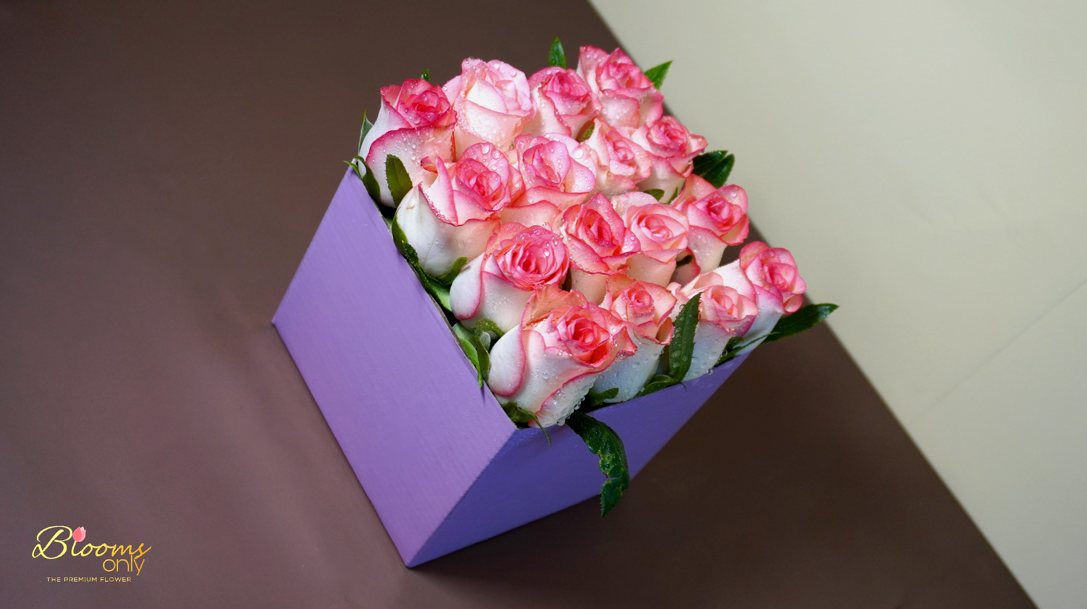 20 by Colour Roses Box