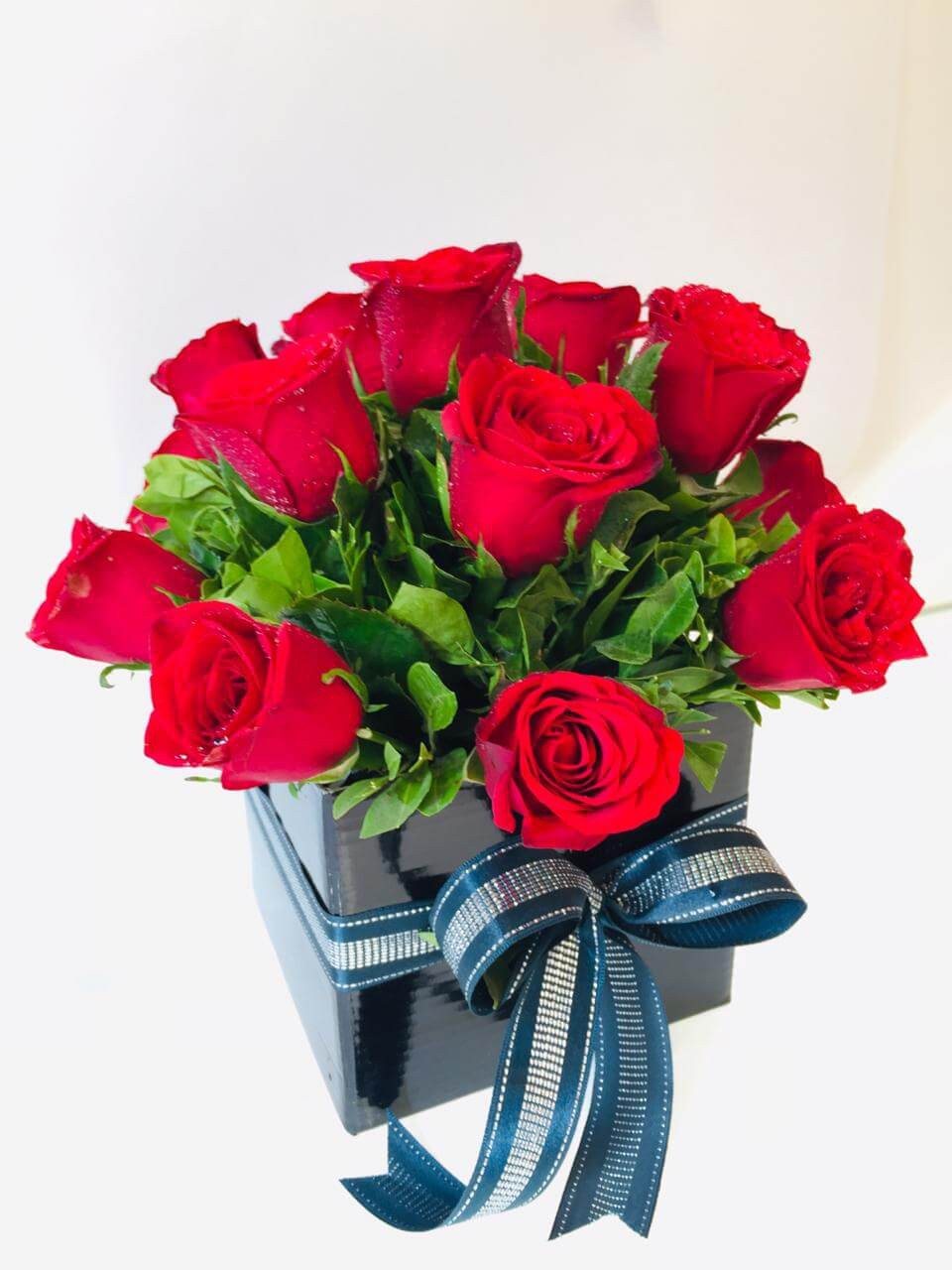 Rosey Love - 20 Red Roses Bouquet