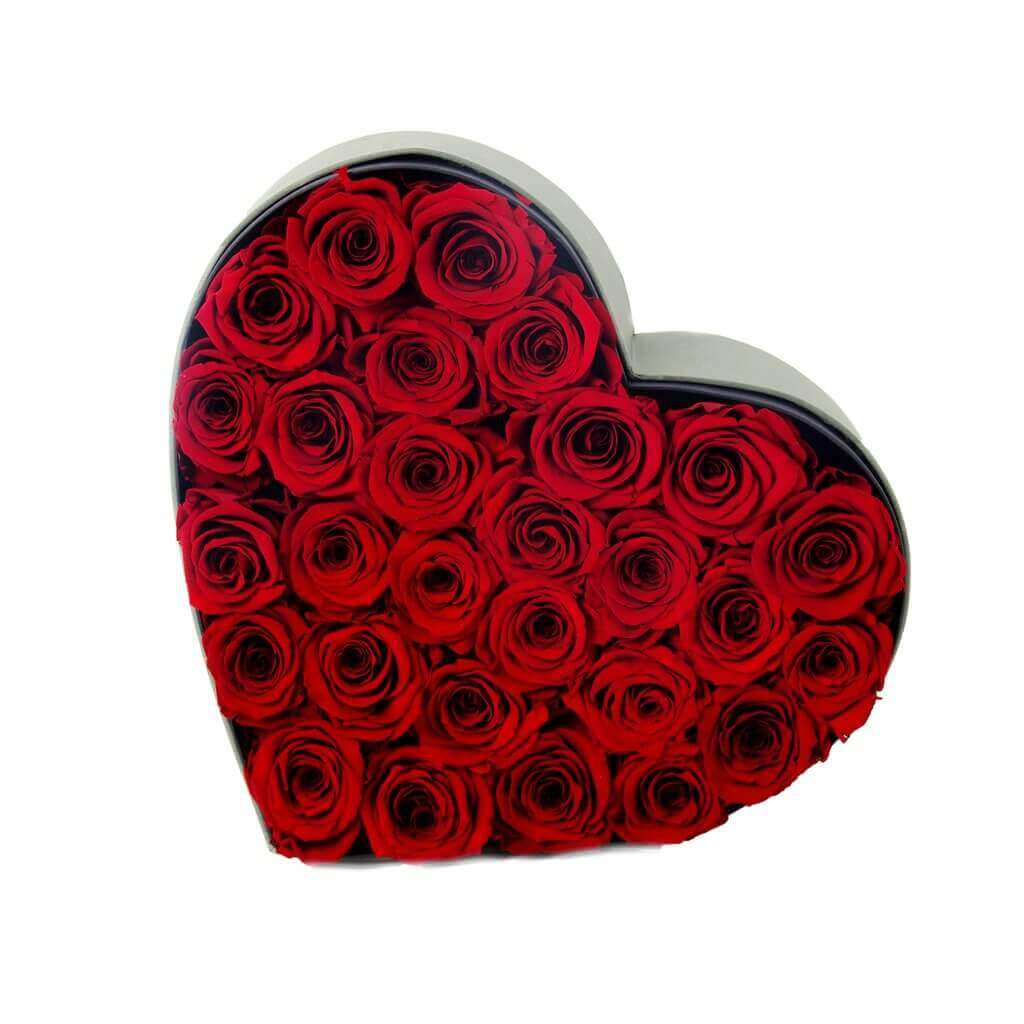 Heart Shape Valentine Box