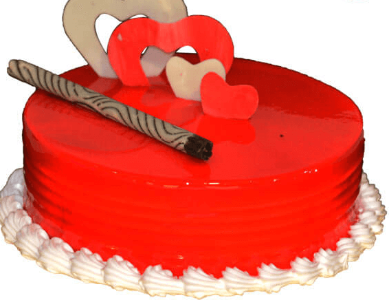 Love Cake - Red Velvet(1/2 kg)