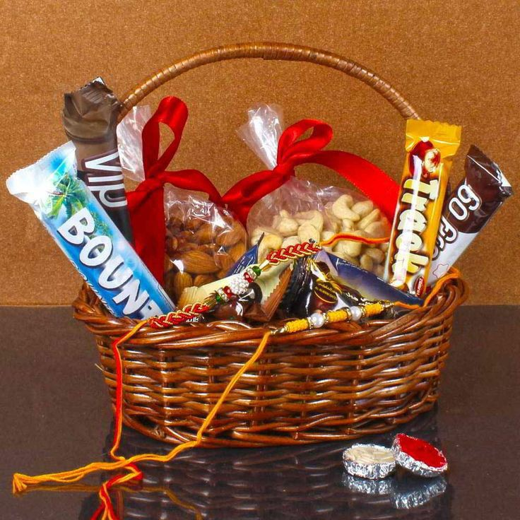 Sweet and Cute Love in Basket