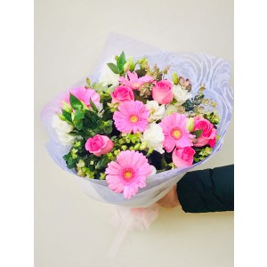 Lovely Smile - Mix Flower Bouquet