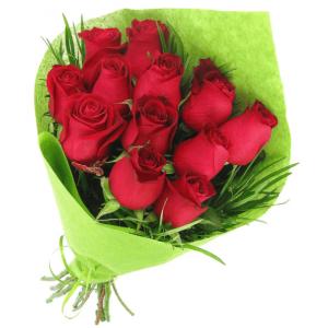 Beautiful Blooms - Red Roses