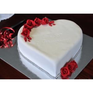 Vanilla Cake(1/2 kg)