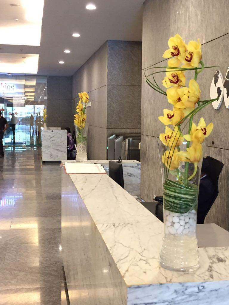 Flower Delivery for Corporate