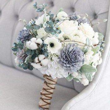 Send Wedding Bouquet