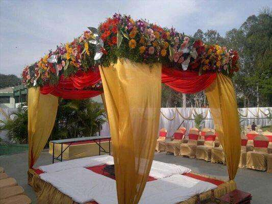vidhi Mandap Decorators in Pune