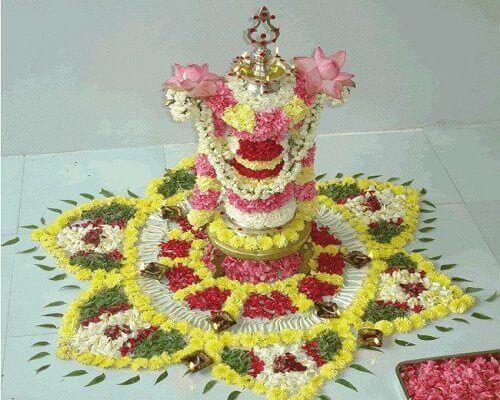 Top 5 Flower Decoration Ideas for Navratri Festival