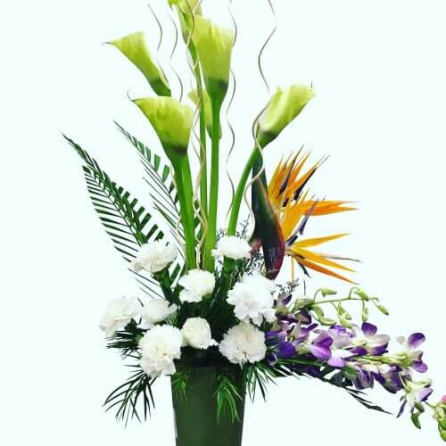 Choose the Right Wedding Flower Arrangement
