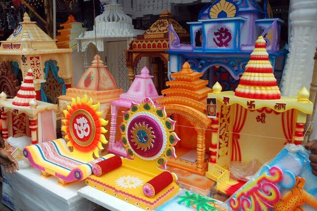 Ganpati Decoration items