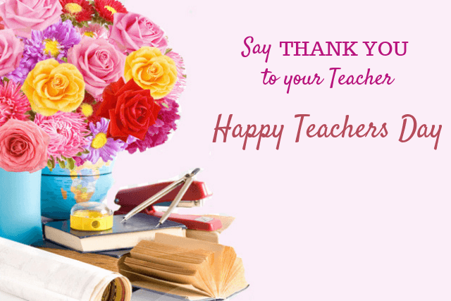 Teachers Day Gifts