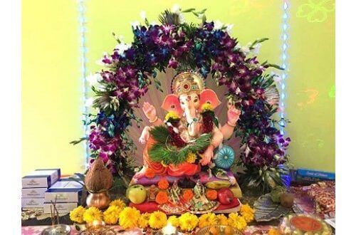 How To Celebrate An Eco-Friendly Ganpati At Home