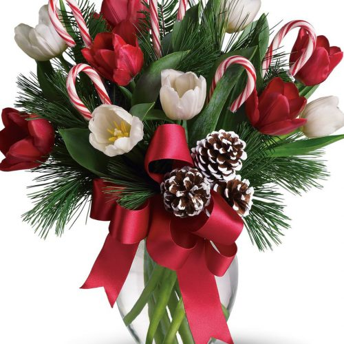 Select These Five Christmas Floral Gifts for Your Loved Ones