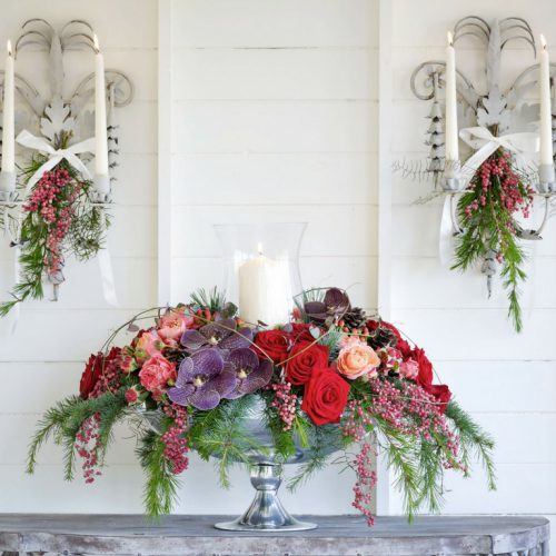 Top Ten Special Christmas Floral Decoration Ideas