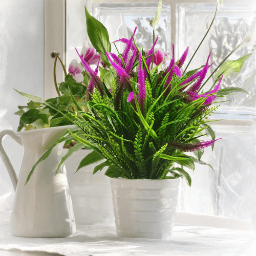 The Health Benefits of Having Faux Plants At Home Are Real