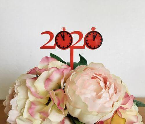Flower Decoration Tips for Happy New Year 2020