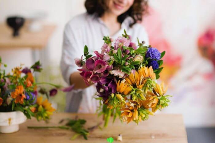 Blooms Only Experienced Florist in Pune